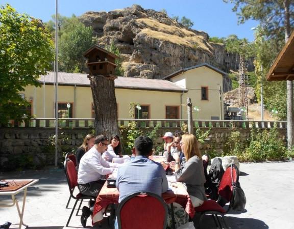 Pasirengimo vizitas Turkijoje, Kayseri, Bunyan