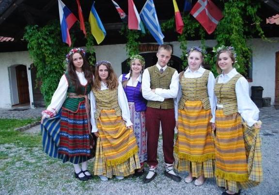 "Projektas ""Rthym of the Cultures"""